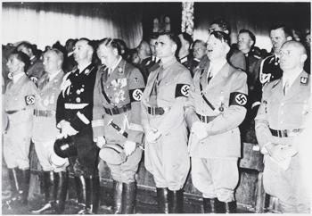nazi's congress