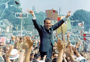 Nixon en campagne
